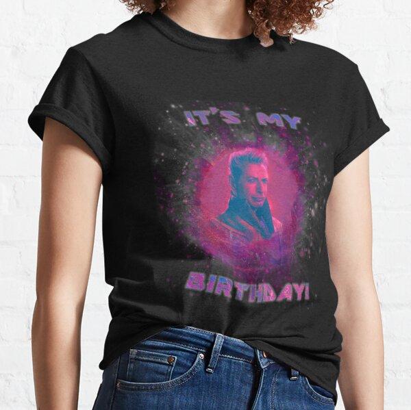 Grandmaster - It's My Birthday! Classic T-Shirt