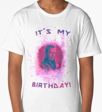Grandmaster - It's My Birthday! Long T-Shirt