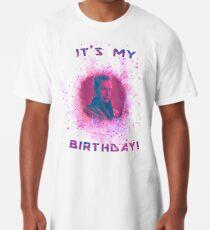 Grandmaster - It's My Birthday! Long T-Shirt