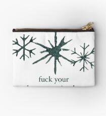 Snowflake Studio Pouch
