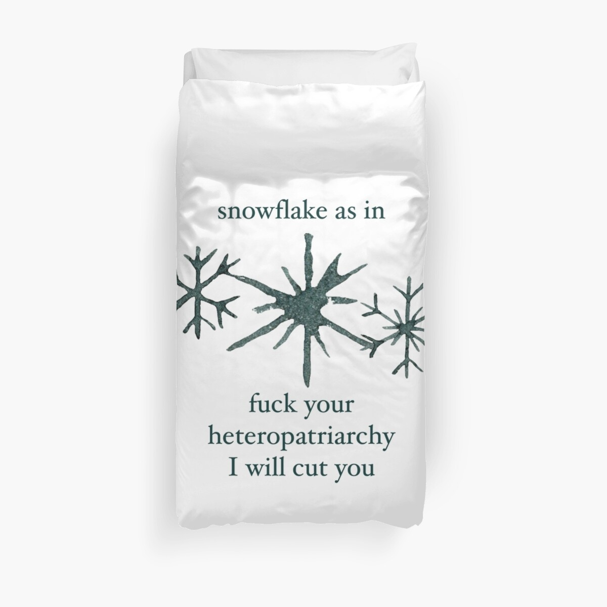 Snowflake by extortion-com