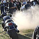 Rear End Smoke by meerimages