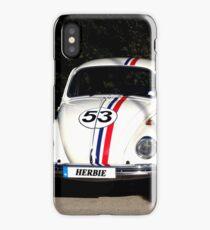 Herbie - 53 iPhone Case/Skin