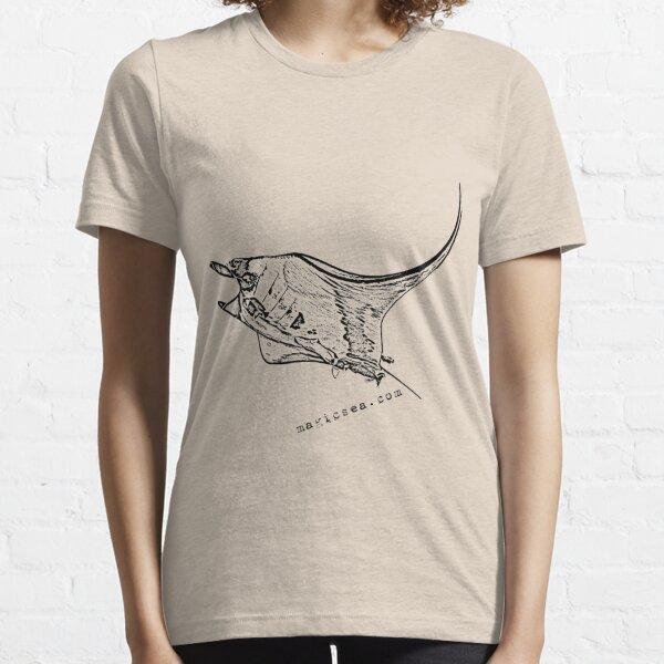 Manta Ray T-shirt Essential T-Shirt