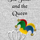 The Joker and the Queen Podcast Merch by charliedelong