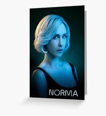 Bates Motel - Norma Bates Greeting Card