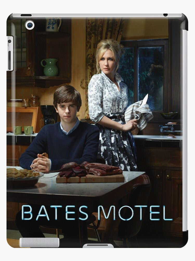 Bates Motel - Norman and Norma by firamos