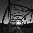 The Butler Bridge by Kent Nickell