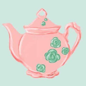 Michela's Teapot by Elora0321