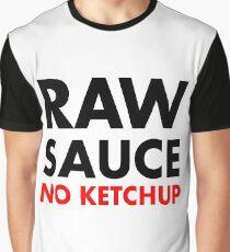 Raw Sauce Graphic T-Shirt