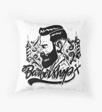 Barbershop Floor Pillow