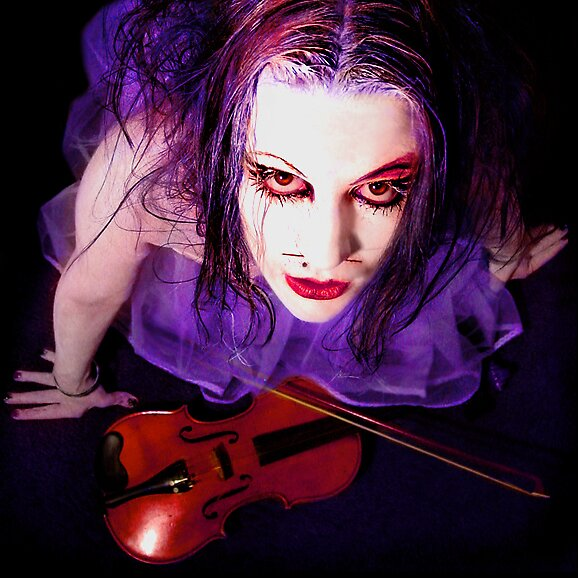 Violin by firemarie