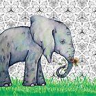 A Daisy for an Elephant by Autumn Linde