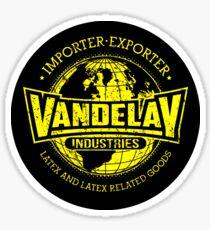 Seinfeld - Vandelay Industries  Sticker