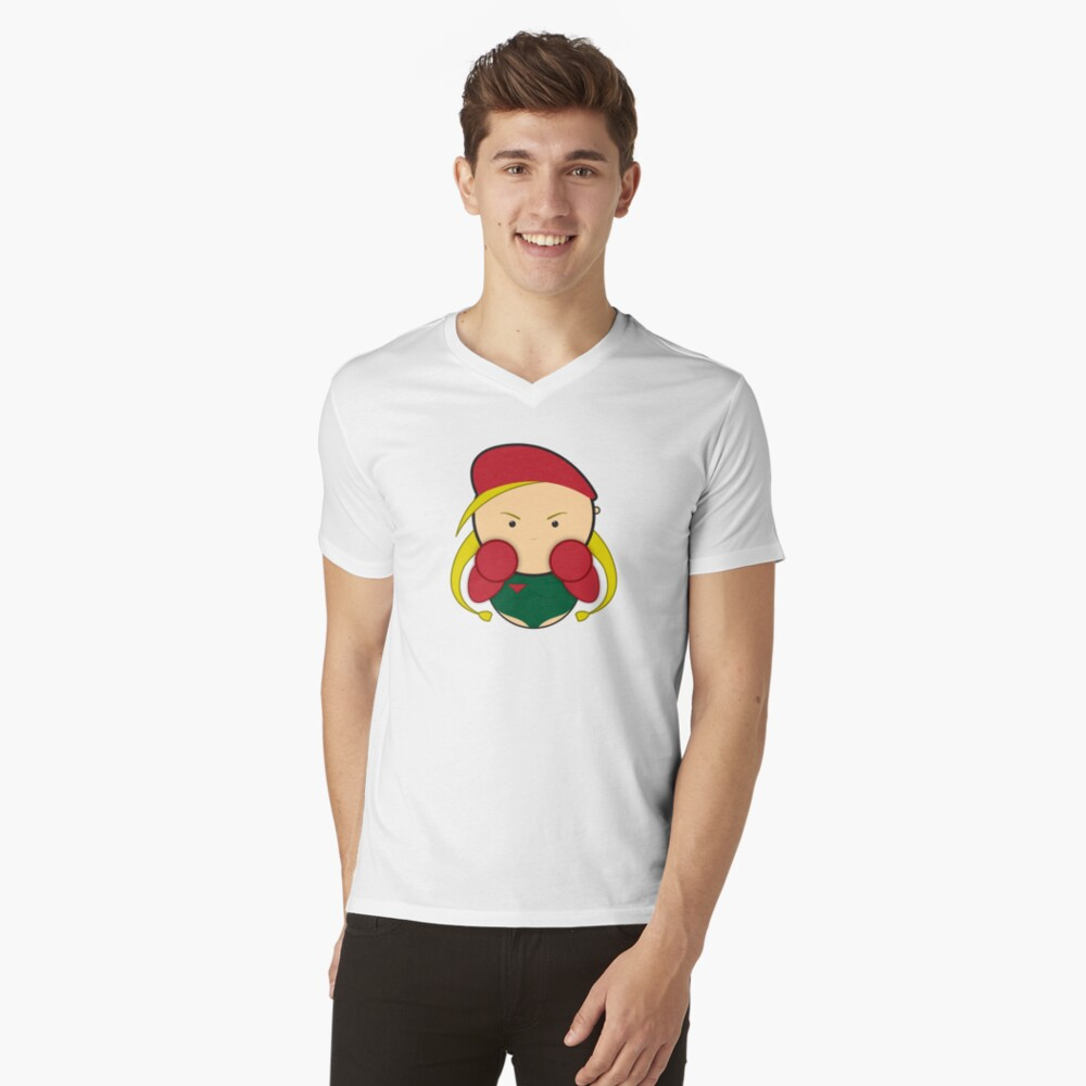 Cammy V-Neck T-Shirt