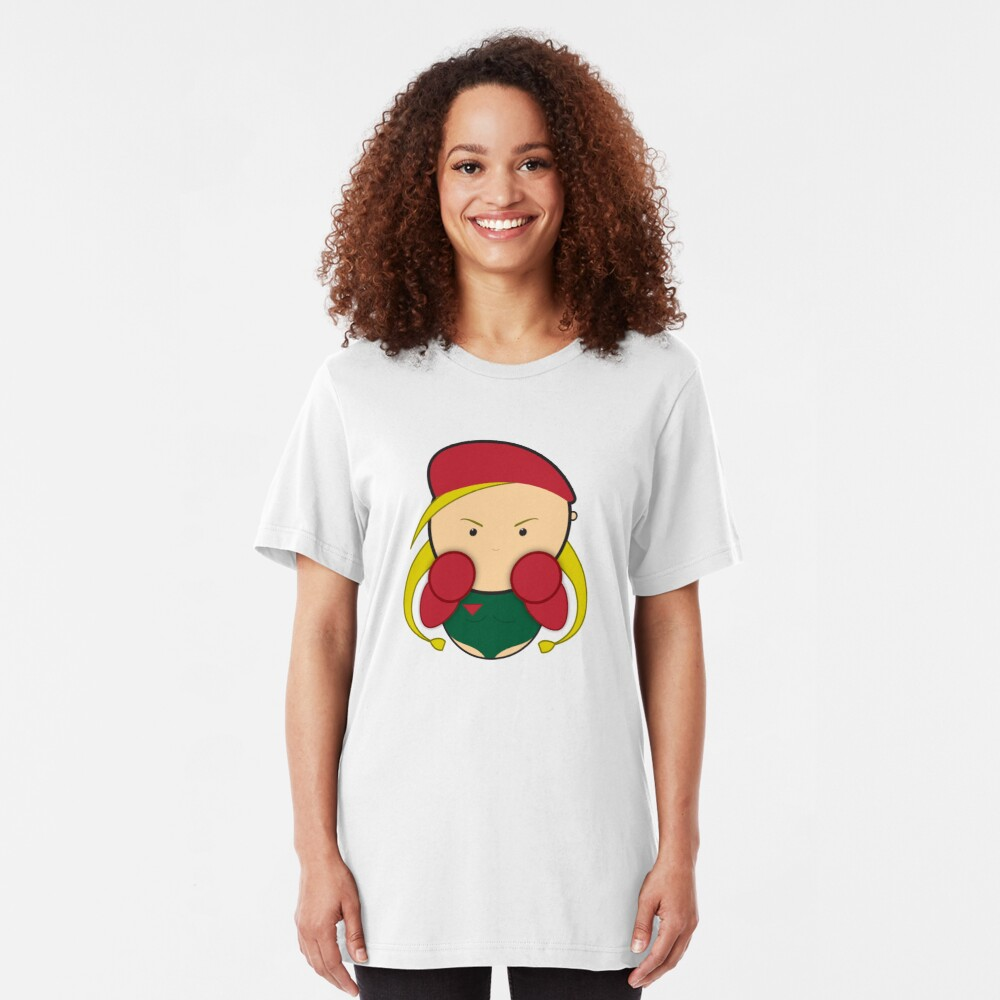Cammy Slim Fit T-Shirt