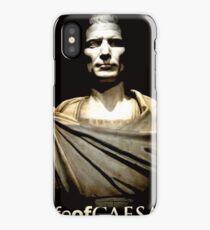 Life Of Caesar Cover Art iPhone Case/Skin