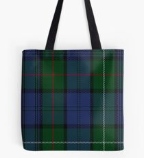 00494 MacKenzie (Vestiarium Scoticum) Clan/Family Tartan  Tote Bag