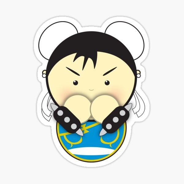 Chun Li Sticker