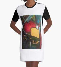 automne Graphic T-Shirt Dress
