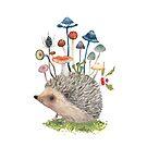 The Botanist by Susan Mitchell