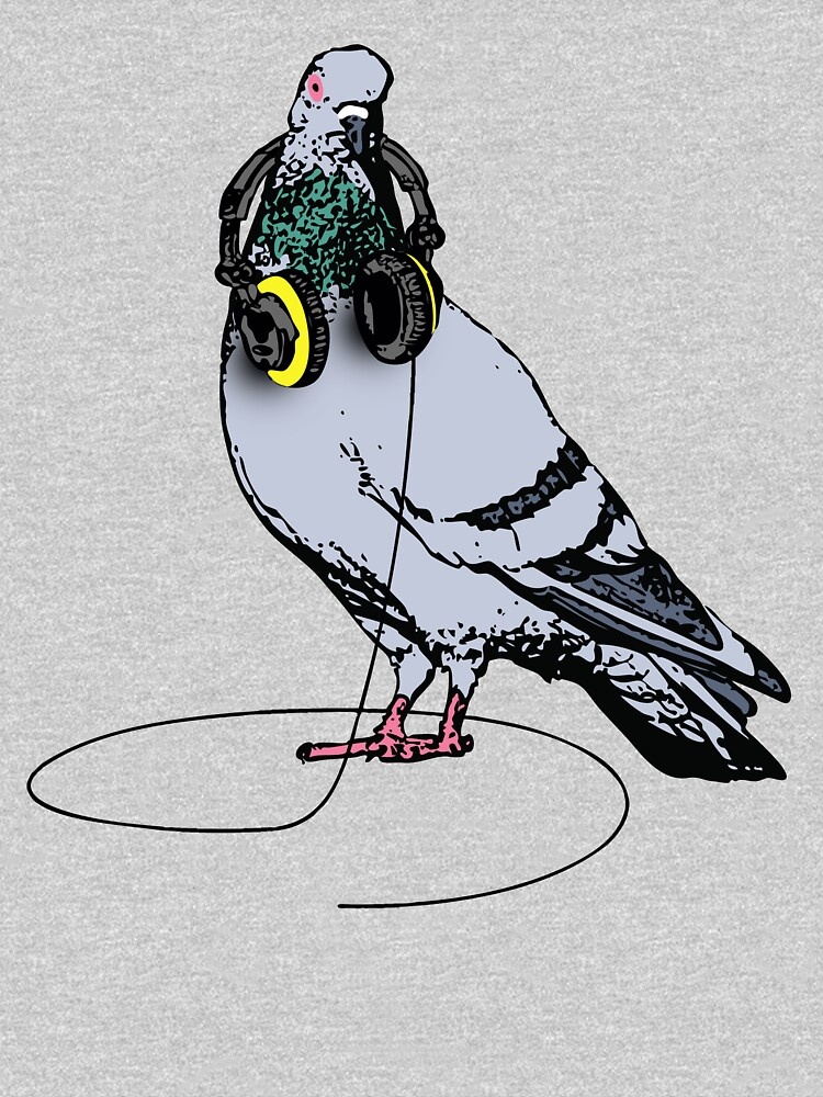 Techno Pigeon by np0341