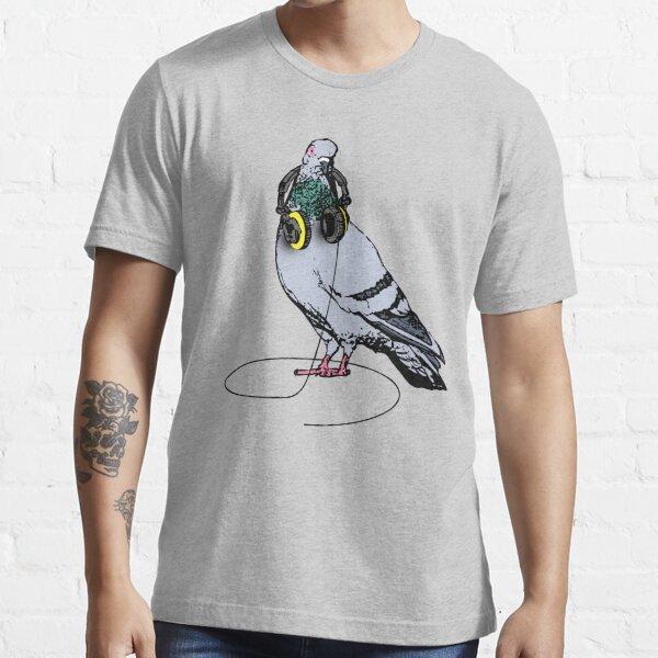Techno Pigeon Essential T-Shirt