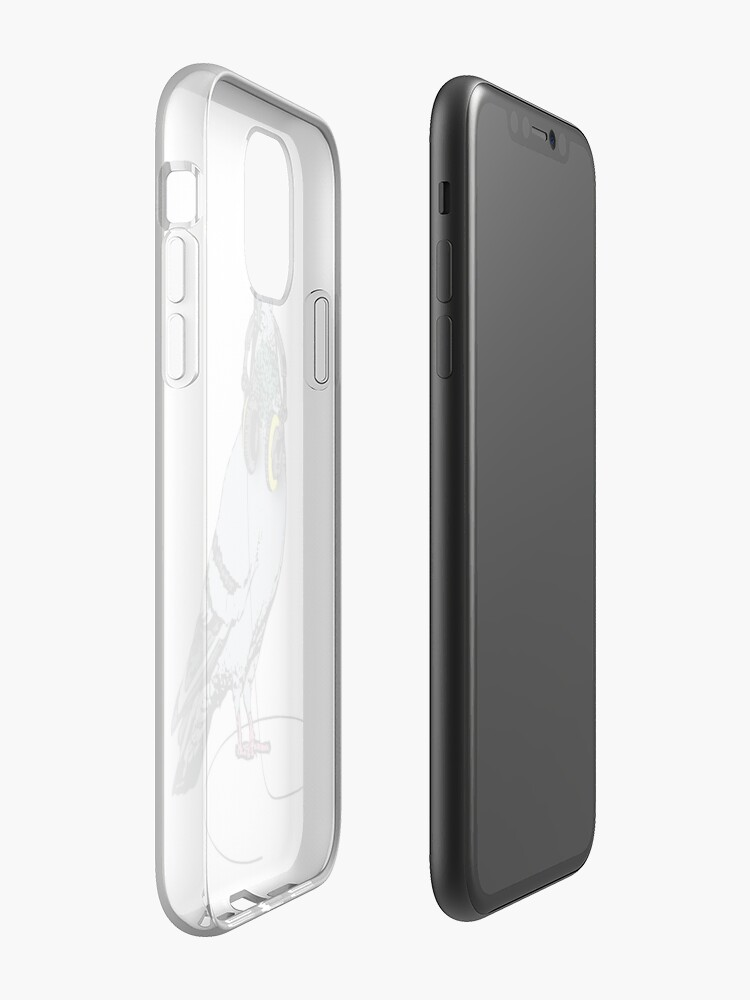 Alternate view of Techno Pigeon iPhone Case & Cover
