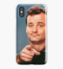 Bill murray iPhone Case