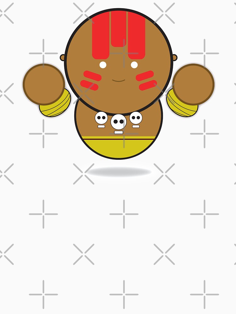 Dhalsim by ProPaul