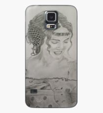 Padme in the Fields of Naboo Case/Skin for Samsung Galaxy