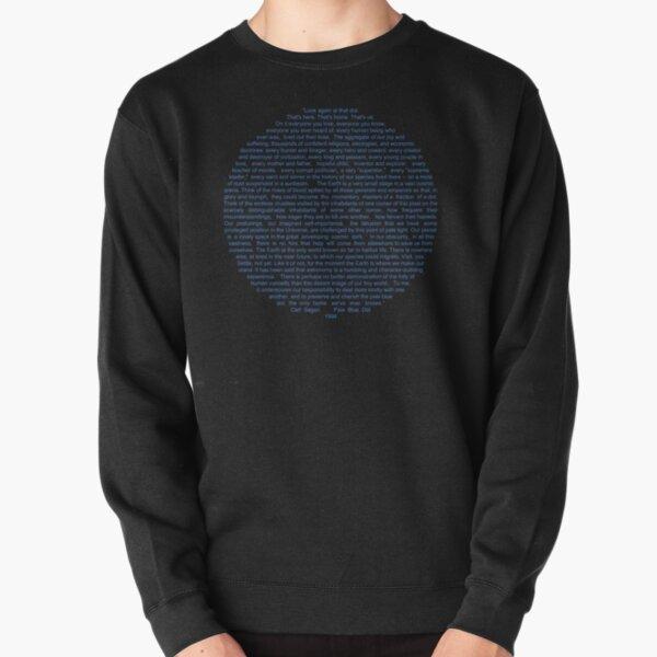 Pale Blue Dot Pullover Sweatshirt