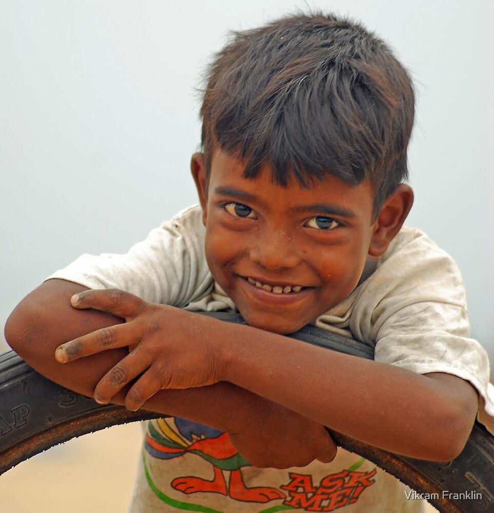 Selvakumar - Ask Me by Vikram Franklin