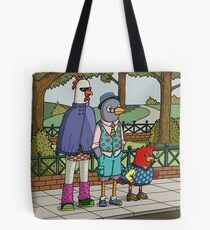 The Fashion Flock Tote Bag