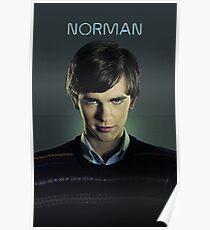 Bates Motel - Norman Poster
