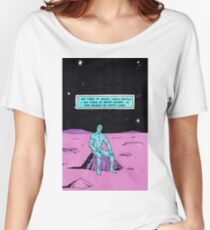 dr manhattan i'm tired Women's Relaxed Fit T-Shirt
