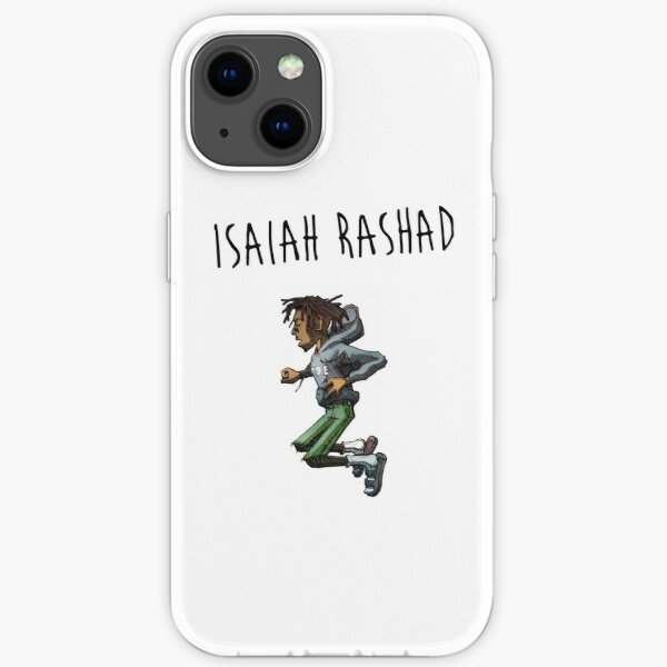 Isaiah Rashad iPhone Soft Case
