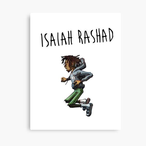 Isaiah Rashad Canvas Print