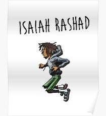 Póster Isaiah Rashad