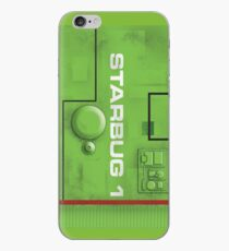 Starbug hull - Red Dwarf iPhone Case