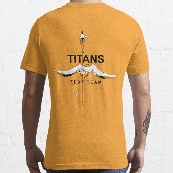 Titans Test Team (White) Essential T-Shirt