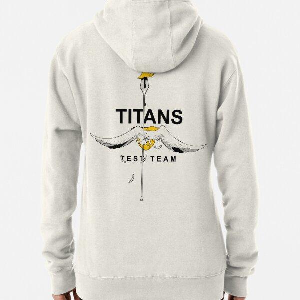 Titans Test Team (Orange Spear) Pullover Hoodie
