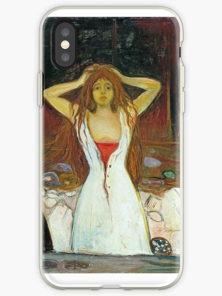 "Edvard Munch ""Ashes"", 1894 by Alexandra Dahl"