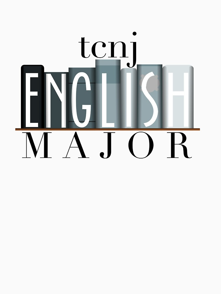 TCNJ English Major 1 by jillmarbach