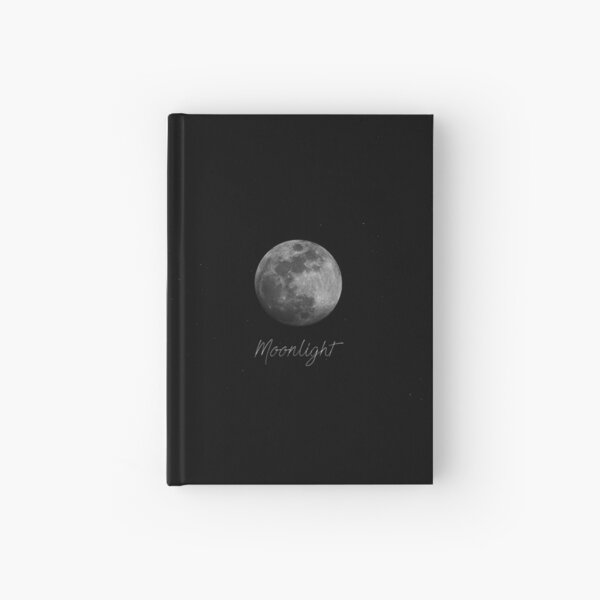 Moonlight Hardcover Journal