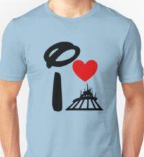 I Heart Space Mountain T-Shirt
