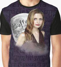 Buffy the Vampire Slayer Graphic T-Shirt