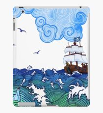 Marine adventure iPad Case/Skin