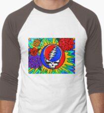 Psychedelic Stealie Grateful Dead fan art T-Shirt