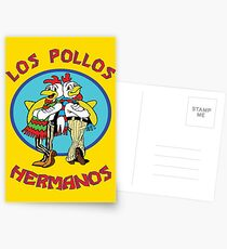 Los Pollos Hermanos Postcards